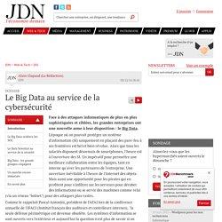Le Big Data au service de la cybersécurité