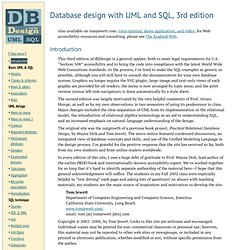 Database Design - Introduction