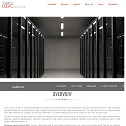 Database Management Service