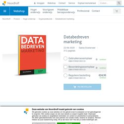 Data-bedreven marketing.
