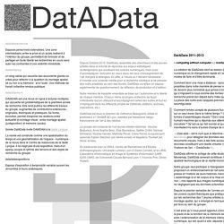 [FR]-datadata- / ENSBA Lyon