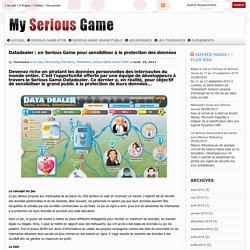 Datadealer : un Serious Game pour sensibiliser à la protection des données