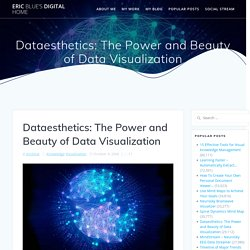Dataesthetics: The Power and Beauty of Data Visualization