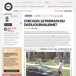 Chicago: le parrain du datajournalisme?