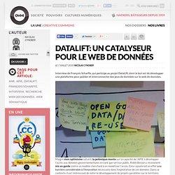 DataLift: un catalyseur pour le web de données » Article » OWNI, Digital Journalism