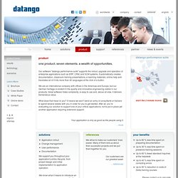 AG - start page - product