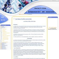 www.datanumeric.fr - Les réseaux d'unités commerciales