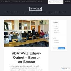 #DATAVIZ Edgar-Quinet – Bourg-en-Bresse
