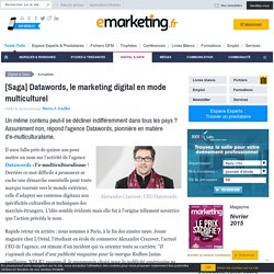 [Saga] Datawords, le marketing digital en mode multiculturel