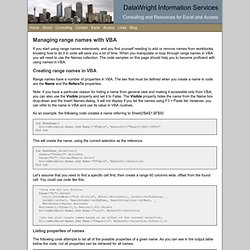 DataWright Information Services