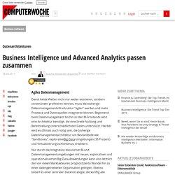 Agiles Datenmanagement - Datenarchitekturen