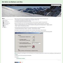 Access-Datenbanken dokumentieren
