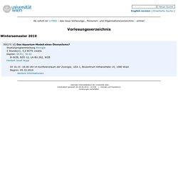 Prof. Herbert Nopp - Universität Wien