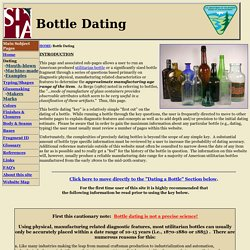 Dating Page