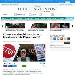Chasse aux dauphins au Japon: l'ex-dresseur de Flipper arrêté