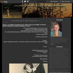 Cyrano - Le souffle et la raucité des vers. Album Cyrano de Taï-Marc le Thanh & Rebecca Dautremer. Activités possibles en Cycle 3 - Le chêne parlant