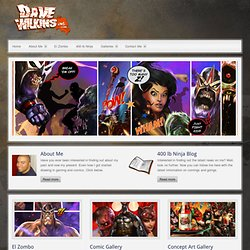 Dave Wilkins Art - Official Site