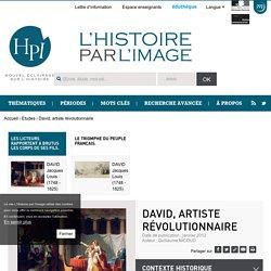 David, artiste révolutionnaire