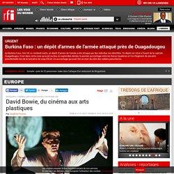 David Bowie, du cinéma aux arts plastiques - Europe
