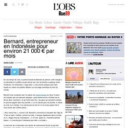 David, entrepreneur en Indonésie pour environ 21 000 € par mois