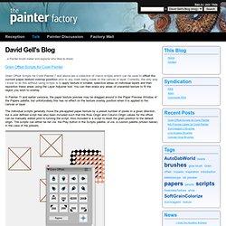David Gell's Blog