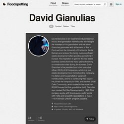 David Gianulias