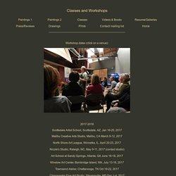 David Shevlino workshops