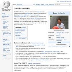 David Smétanine