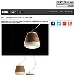 Olla Lamp by Davide Giulio Aquini for Ilide