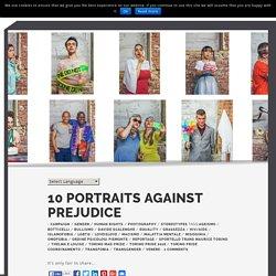 #10PortraitsAgainstPrejudice