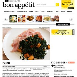 Day 10: The Food-Lover's Cleanse: BA Daily: Blogs