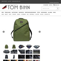 Daylight Backpack - Backpacks - Travel Bags – TOM BIHN
