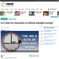 Daylight savings time 2017: Is it time for a national discussion?