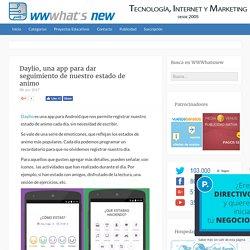 Daylio, una app para dar seguimiento de nuestro estado de animo