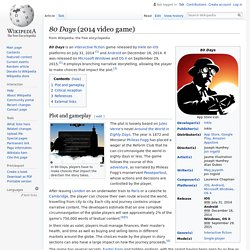 80 Days (2014 video game) - Wikipedia