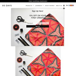 80 days ropa en wax - acerca de nosotros