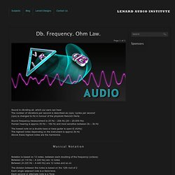 Lenard Audio