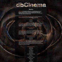 dbCinema Binary Meditations