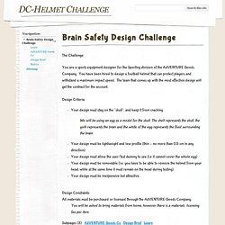 DC-Helmet Challenge