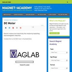 DC Motor - MagLab