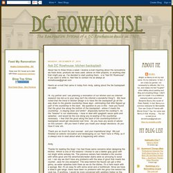 DC Rowhouse