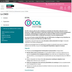 DCOL, l'accompagnement interactif