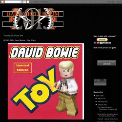 dcrvault: RE-UPLOAD: David Bowie - Toy (Flac)