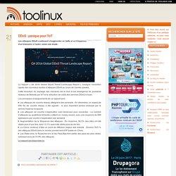 DDoS : panique pour l'IoT