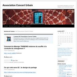 de l'Association Concert Urbain