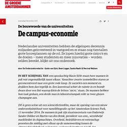 De campus-economie