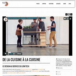 De la cuisine à la cuisine – Collectif Bam