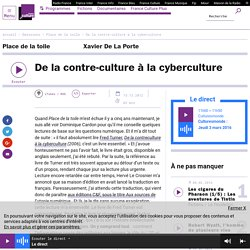 De la contre-culture à la cyberculture