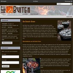 De Dutch Oven