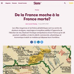 De la France moche à la France morte?